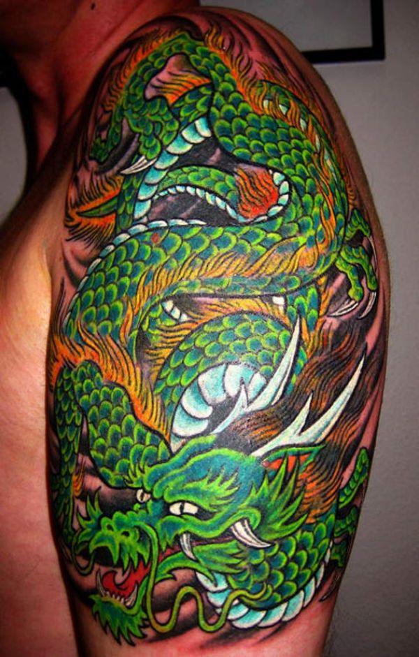 Dragon Tattoos For Men Ideas Arm