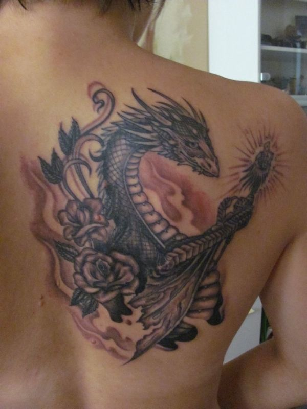 Dragon Tattoos For Men Ideas Drawing