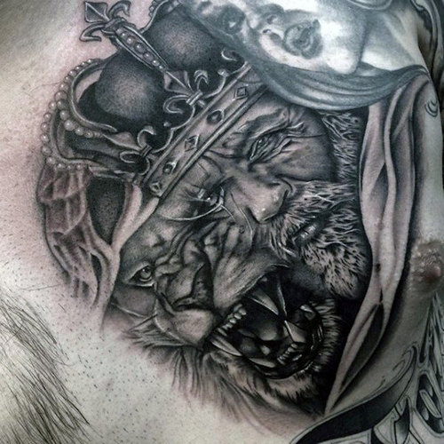 110 Unique Lion Tattoo Designs With Meaning 2019 Try adding one raw meal a day for amazing (yummy) health benefits. unique lion tattoo designs with meaning