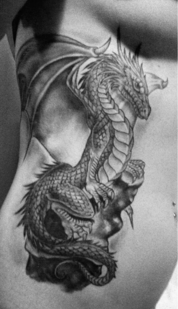 The Girl With The Dragon Tattoo Ideas Drawing