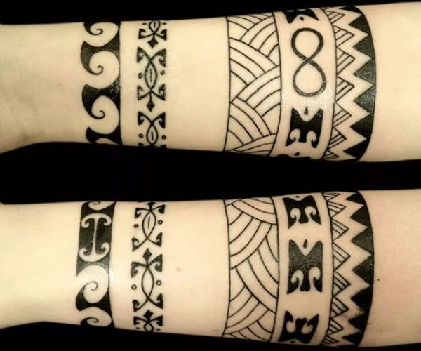 Meaning Behind Armband Tattoos