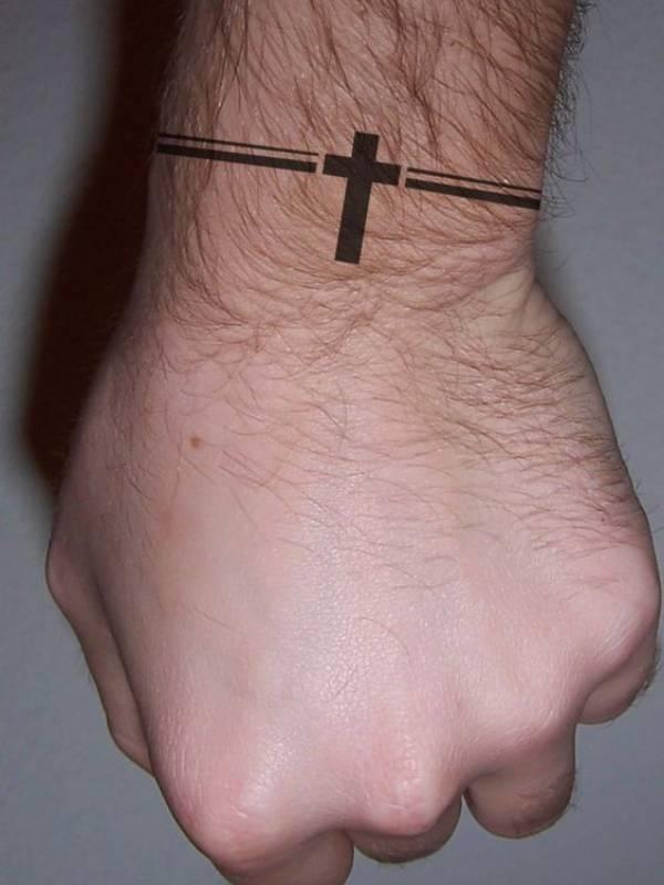 Best Cross Tattoo