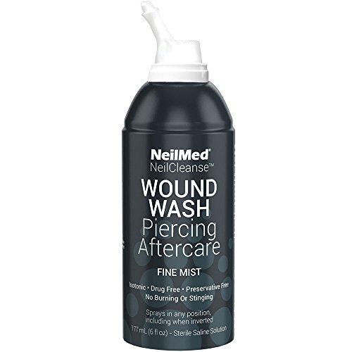 Snug Piercing Wound Wash