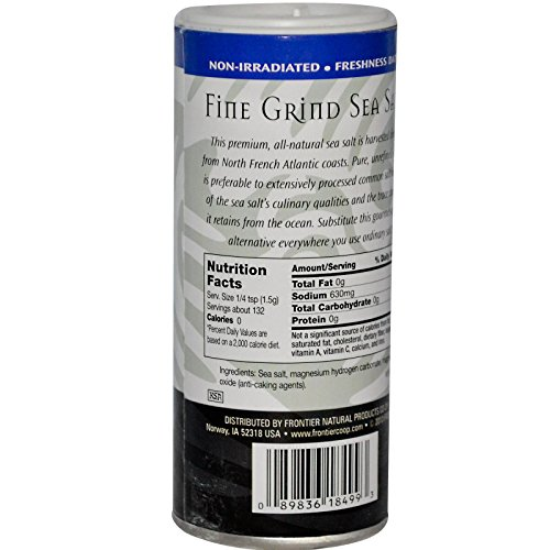 Piercing Aftercare Natural Sea Salt
