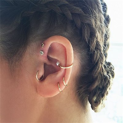 Tragus Ear Ring
