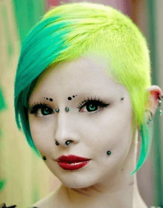 dimple piercing inspiration