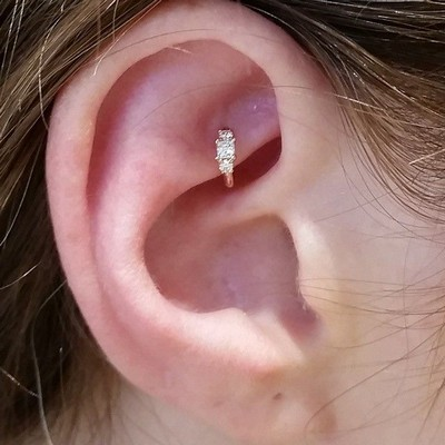 Does A Rook Piercing Hurt