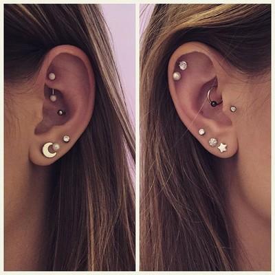 Rook Piercing Jewelry