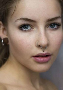 9 Types of Nose Piercings Explained with Information and Images