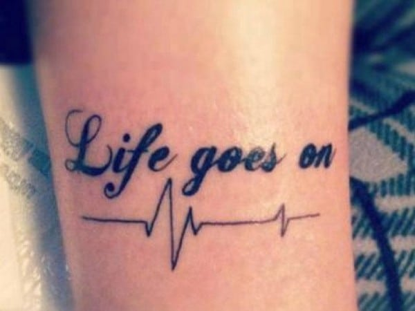 47 small meaningful tattoos ideas for men and women for Meaningful mens tattoos