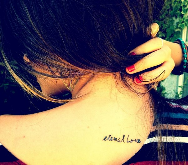 eternal love tattoo
