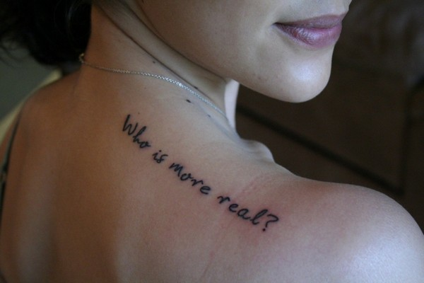 meaningful tattoos quotes