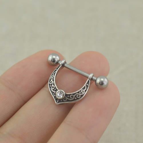 Nipple Piercing Jewelry Wings