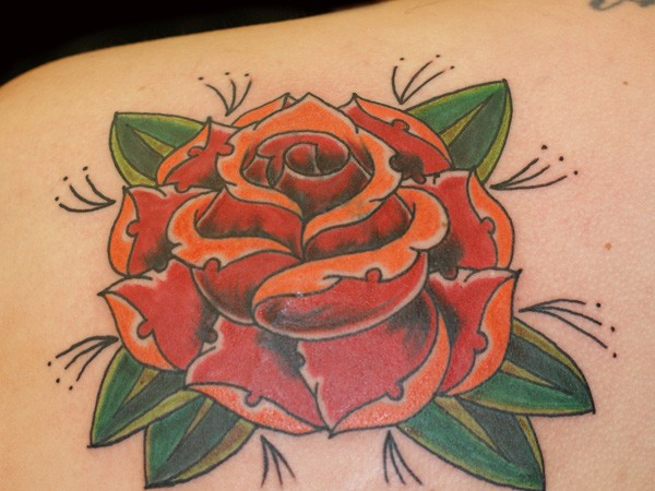 Rose Tattoos Band