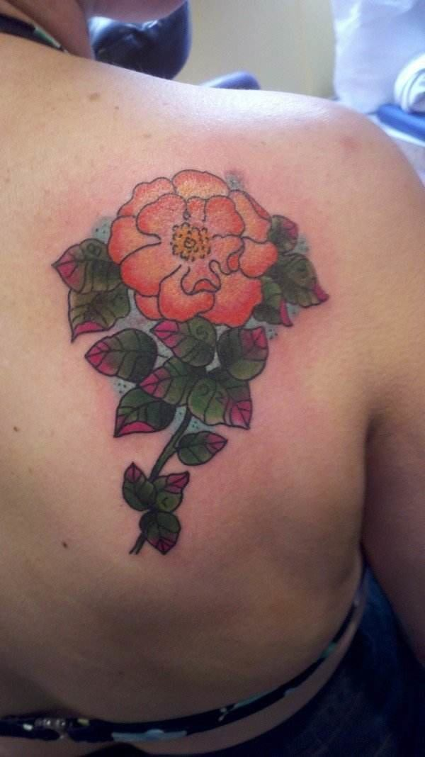 Rose Tattoo Design Ideas