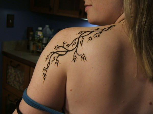 Amazing Henna Tattoos