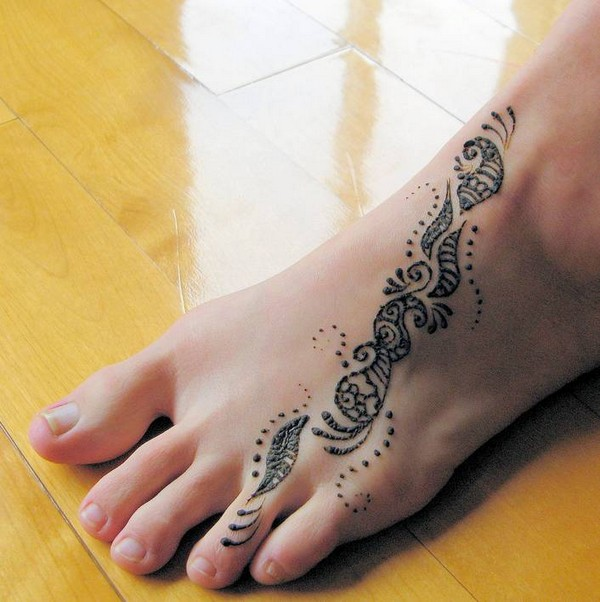 Awesome Henna Tattoos