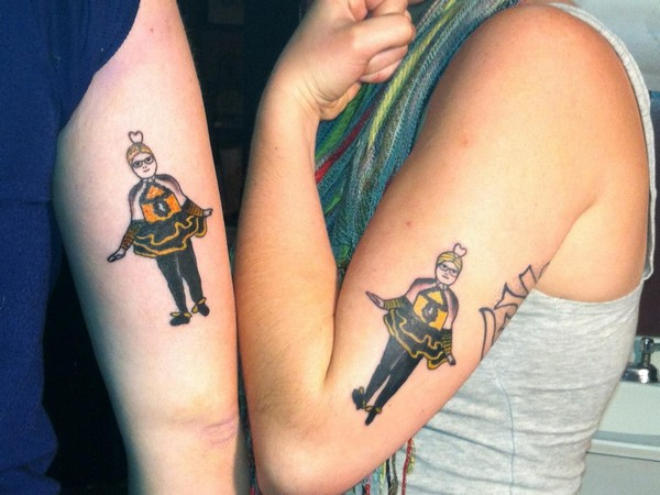 Brother Sister Tattoo Ideas Designs