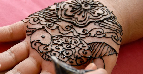 Crazy Henna Tattoo