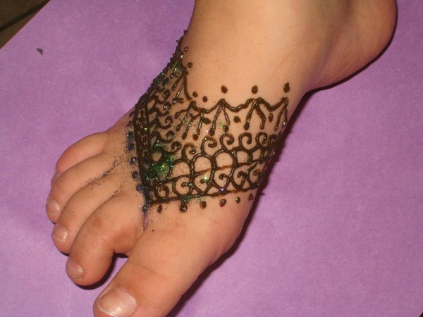 Fabulous Henna Tattoo