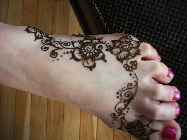 Henna Famous Tattoo Design