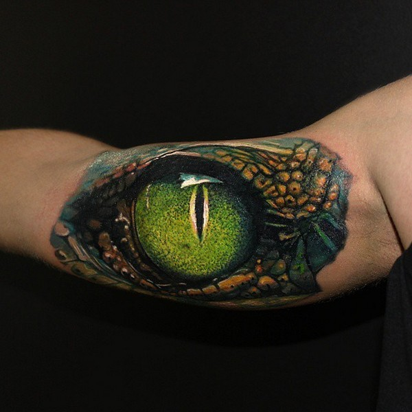 Magnificent 3D Tattoo