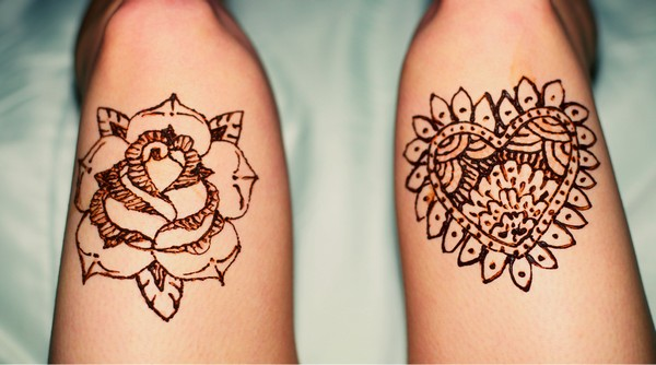 Simple Henna Tattoo Recipe