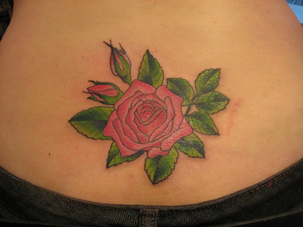 Tattoos Rose