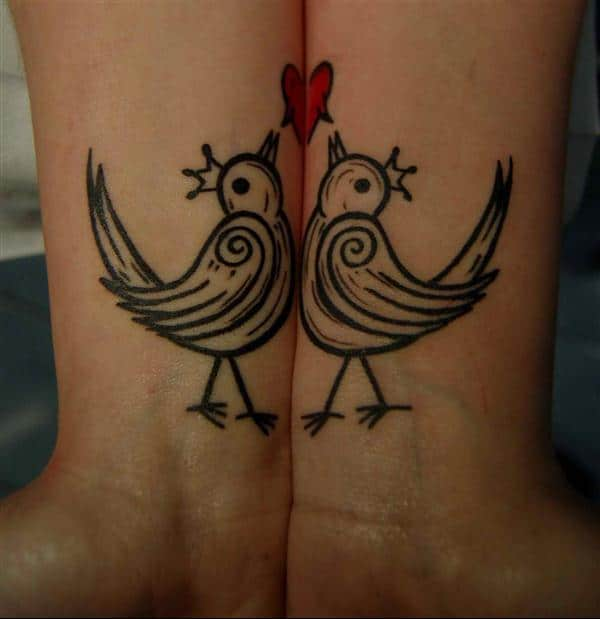 Couple Tattoos Pictures