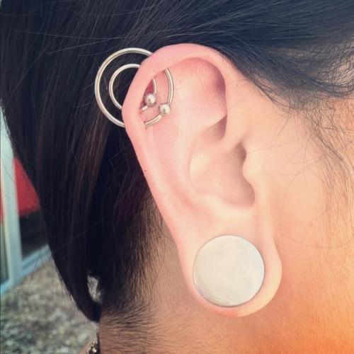 Double Orbital Piercing