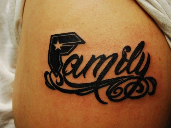 Family Tattoos For Guys