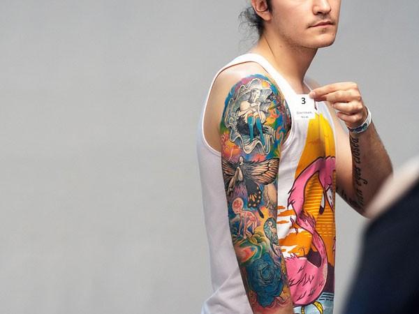 Guy Tribal Tattoos