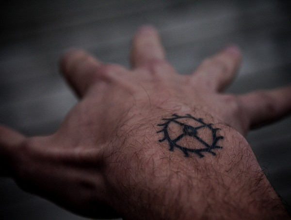 Hand Tattoos For Men Photos