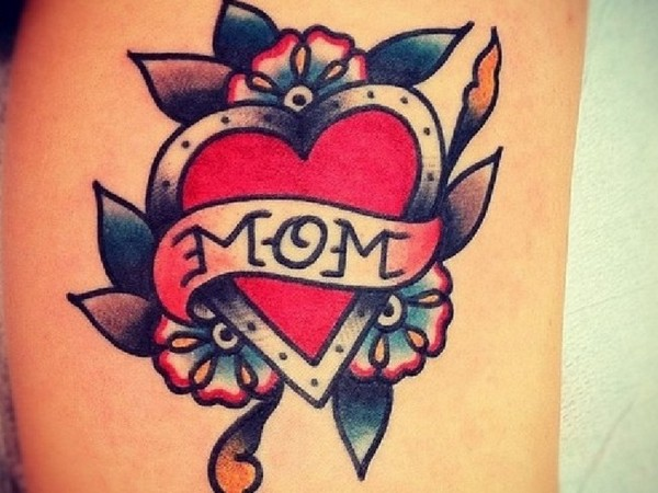 Inspiring Tattoos For Moms