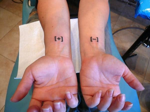 Linguistic Small Tattoos