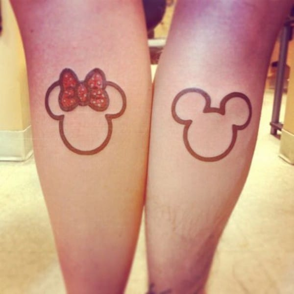 Matching Tattoos For Married Couples