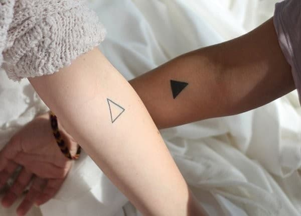 Matching Tattoos Ideas
