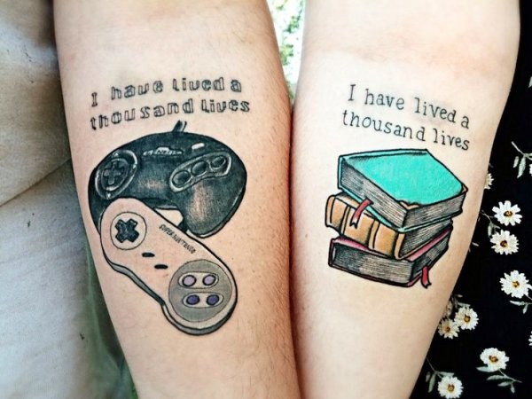 Matching Tattoos Pinterest