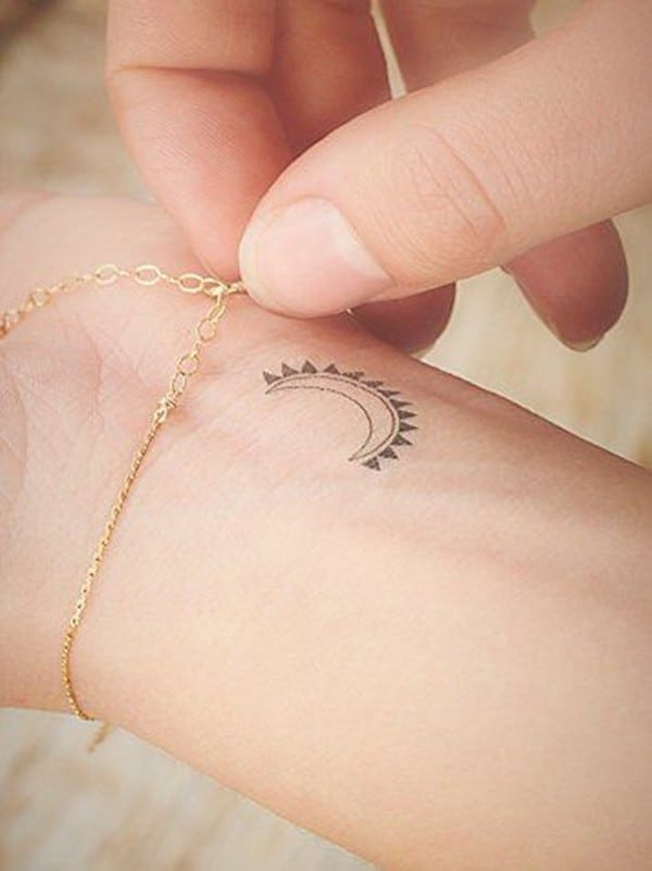 Meaningful Small Tattoo