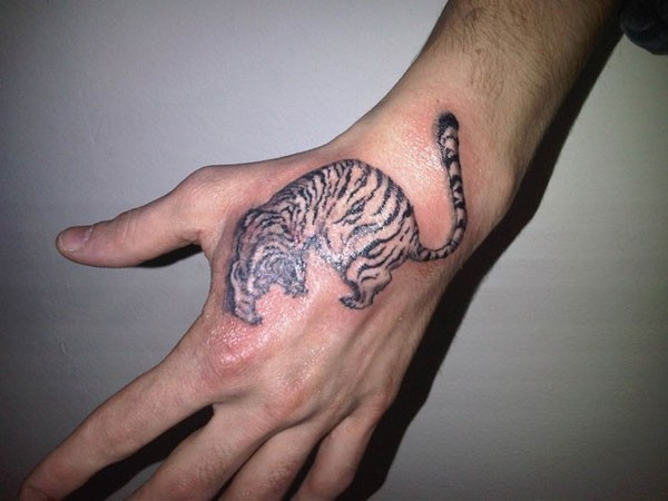 Small Animal Tattoo