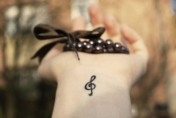 Small Tattoo Ideas On Wrist