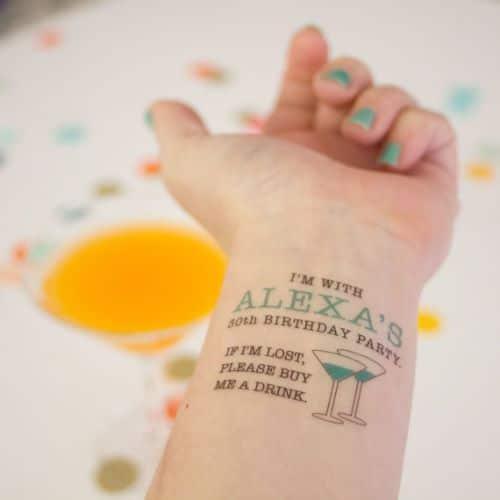 Temporary Tattoos That Last