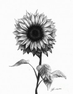 52 Small Sunflower Tattoo Ideas and Images