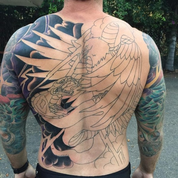 Aguila Tattoo Significado