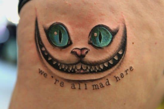 Disney Tattoos Quotes
