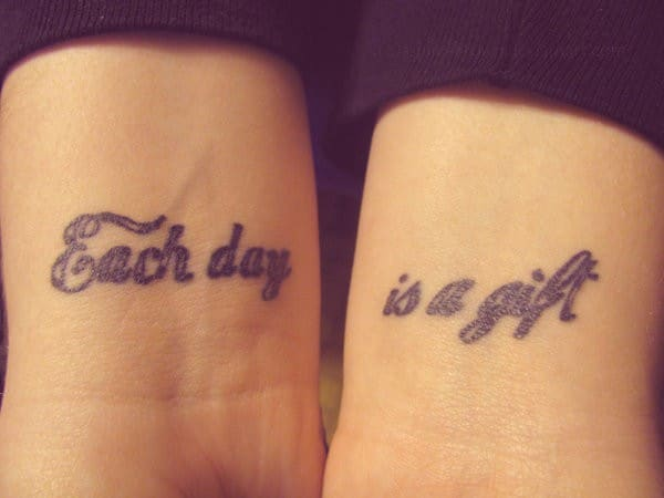Cool Word Tattoos