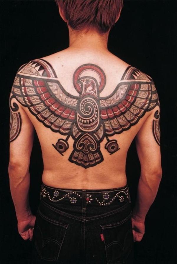 Eagle Tattoos Shoulder