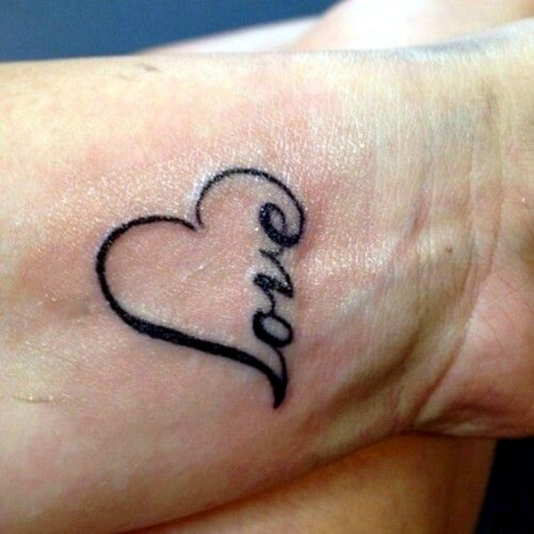 Elegant Wrist Tattoos