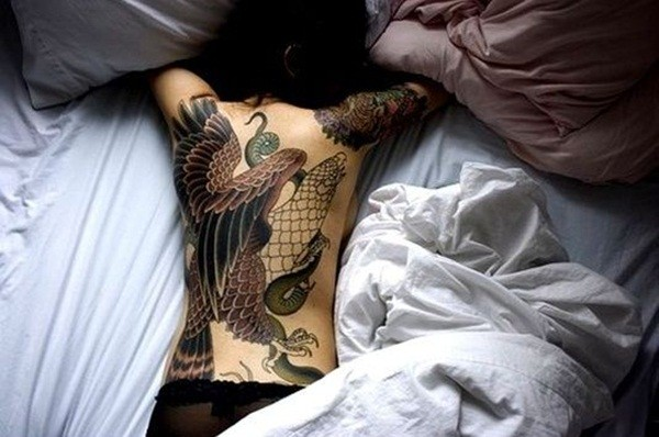 Free Eagle Tattoos Designs