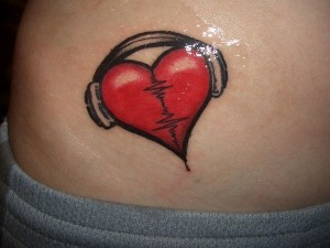 Heart Tattoos For Women